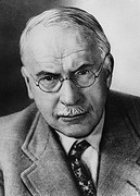 Portrait de Carl Gustav Jung