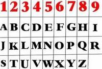 Tableau de correspondance de la numérologie à 9 nombres